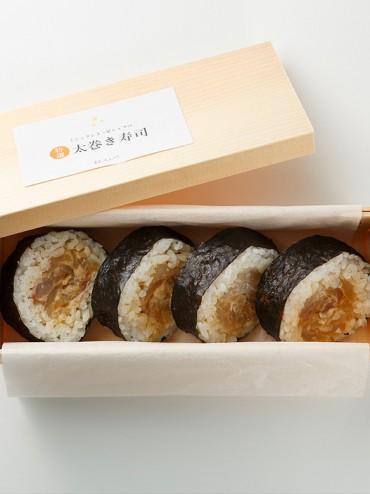 天然真鯛の太巻き寿司