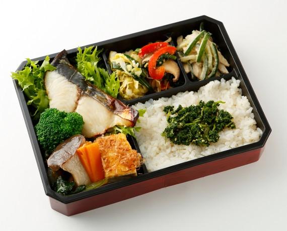 鰆(サワラ)の西京焼き弁当