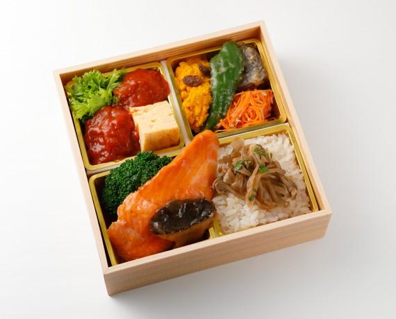 群馬県産清流鱒(マス)弁当