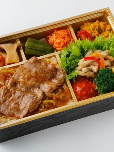 鹿児島牛肉特選すき焼き弁当