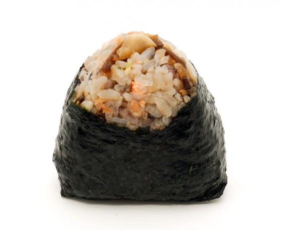 雑穀のまぜご飯<!--200円(税込)-->