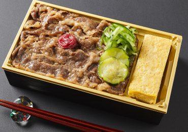 黒毛和牛すき焼き弁当<!--1296円(税込)-->