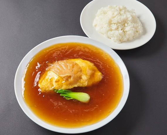 気仙沼のフカヒレ弁当 1836円(税込)