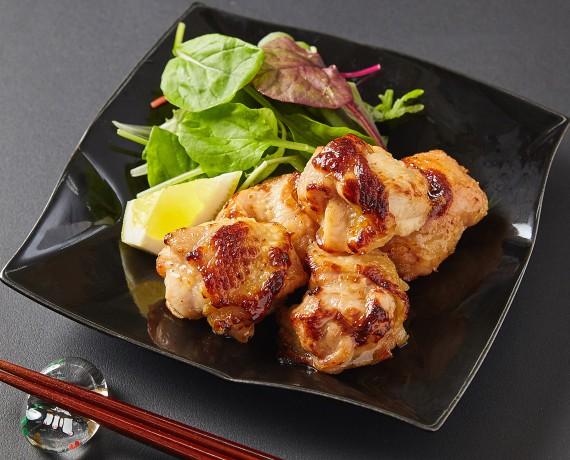 油で揚げていない大山鶏の唐揚げ 540円(税込)
