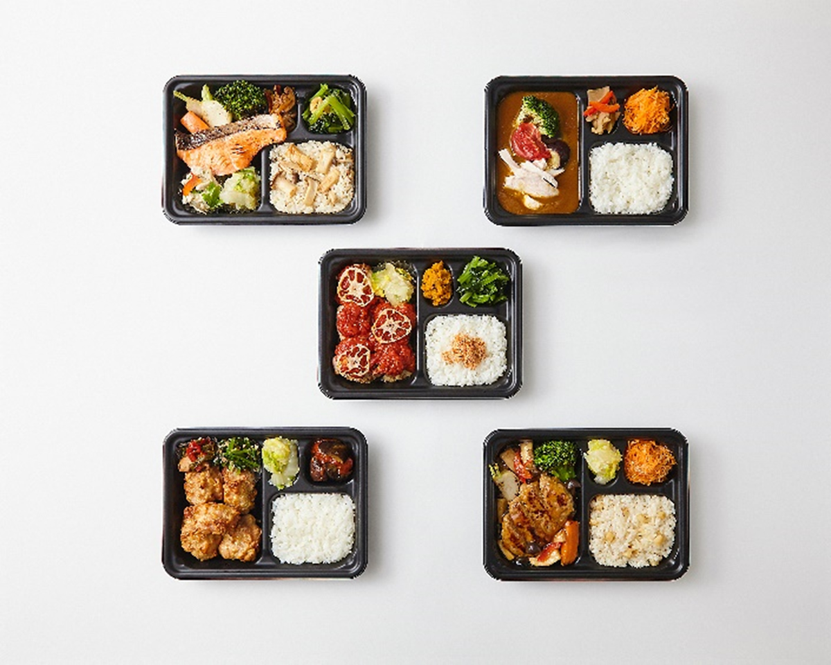 えさきの弁当5種セット