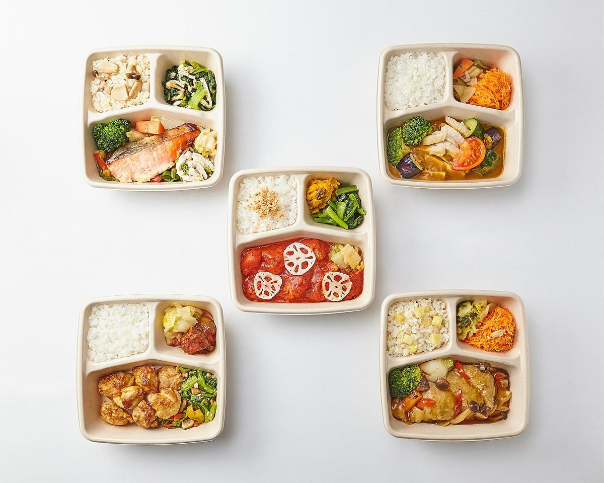 えさきの弁当5種セット(第一弾)