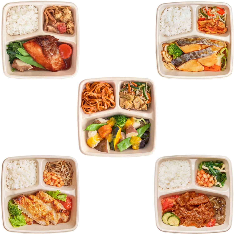 えさきの弁当5種セット(第二弾)
