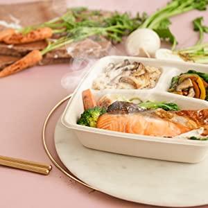 気仙沼銀鮭の西京味噌焼き弁当〜きのこの炊き込みご飯〜